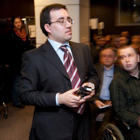 Aleksandr Djukov Tallinnas