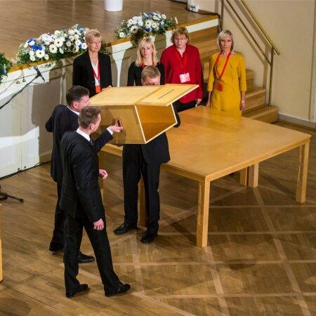 Presidendivalimised Valimiskogus 2016