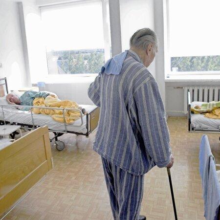 Meil peab olema võimalus väärikalt nii vananeda kui ka surra
