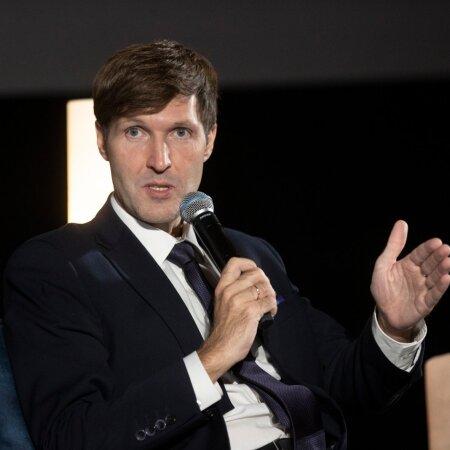 Martin Helme koroonakonverentsil