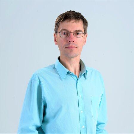 Eesti Ekspressi ajakirjanik Tarmo Vahter.
