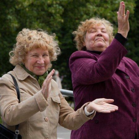 Õnnelikud pensionärid