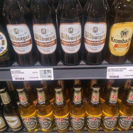 Saksamaa alkoholihinnad