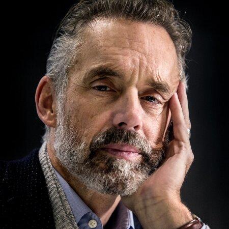 GURU VÕI DEEMON? Oma uue raamatu kirjutamise ajal võitles Jordan Peterson ränga ravimisõltuvusega.