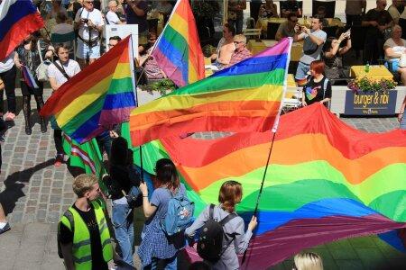 Pride Tallinnas, 8, juuli 2017