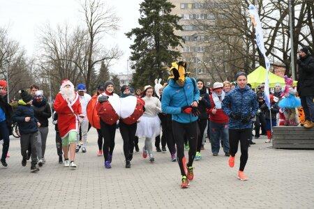 Funny Run in Narva