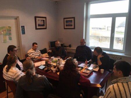 Заседание рабочей группы ПНЭ