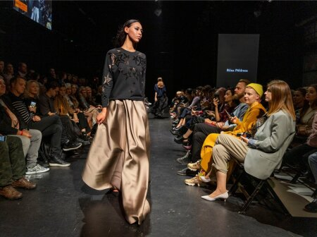 Tallinn Fashion Week 2019, Riina Põldroos