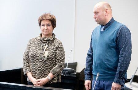 Tatjana Domnina ja tema kaitsja Marek Aunver sõlmisid küll eelmisel esmaspäeval kohtus prokuratuuriga kokkuleppe, ent Aunveri sõnul ei olevat Domnina ühtegi seadust rikkunud.