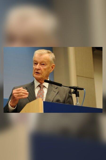Poola-USA politoloog Zbigniew Brzeziński