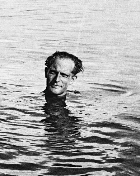 Яан Кросс, 1953 год