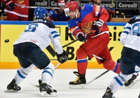 Jäähoki Venemaa vs Soome