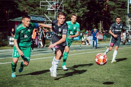 Nõmme Kalju vs Tallinna Levadia