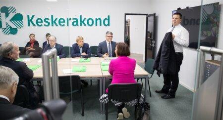 Keskerakonna juhatuse koosolek
