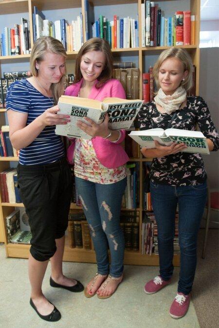 Abituriendid sooritasid eesti keele eksami