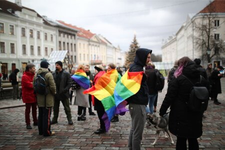 Meeleavaldus Tartu LGBT+ kogukonna toetuseks