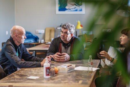 MTÜ Meeste Garaaž propageerib aktiivset ja tervet vananemist kogu elukaare vältel.