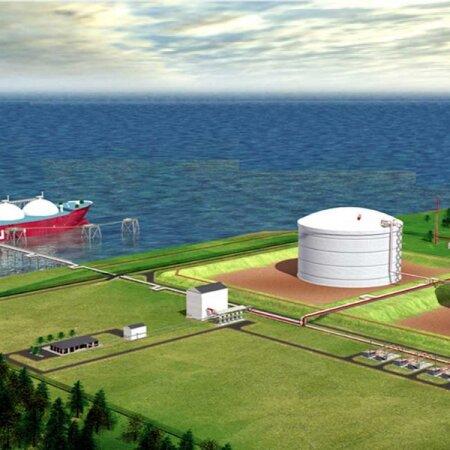 Üks variante: LNG Terminali asukoht Eestis võiks olla Paldiski.