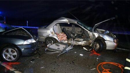 Järvamaal hukkus kahe auto kokkupõrkes 55-aastane naine