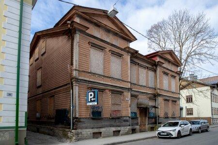 Renoveerimata hooned, Tatari 26