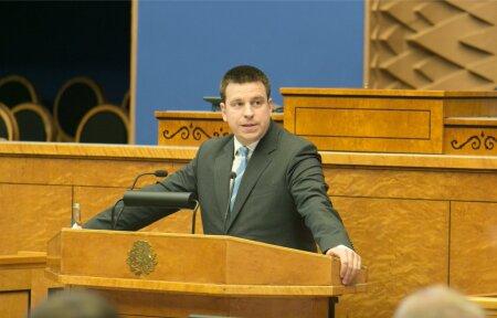 Jüri Ratas Euroopa Liidu Nõukogust