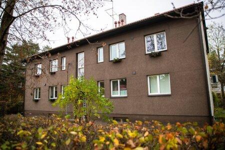 Mõrvatud naise pärandi hooldaja sõnul seisab Tallinna korter praegu tühjana.