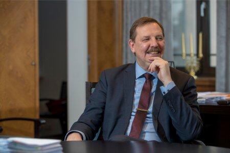 Taavi Aas, Tallinna linnapea