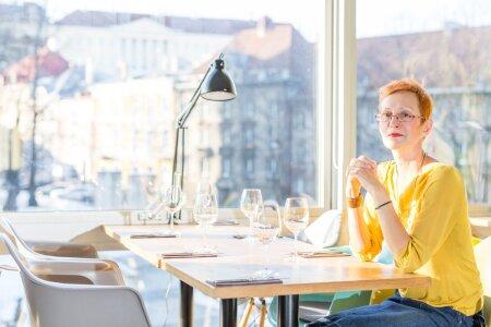 Kirjanik, kirjastaja ja kirjanduskriitik Kätlin Kaldmaa