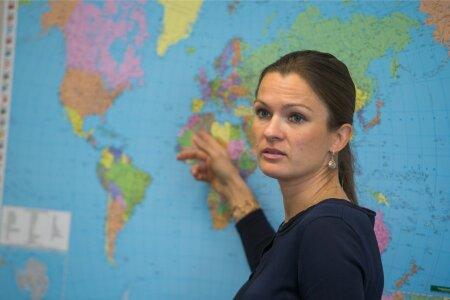 Põhja-Aafrika turu nimel ei näe väliskaubandusminister Anne Sulling hetkel põhjust töötada.