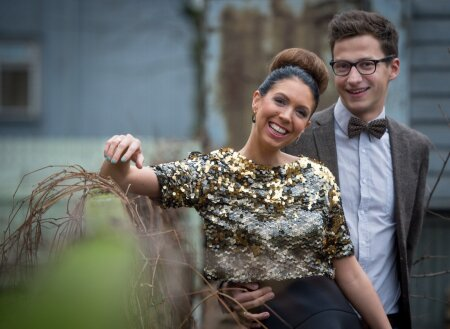 Joel ja Laura Remmel