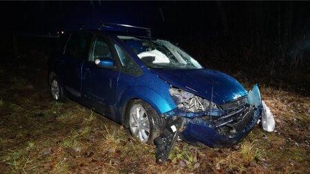 Järvamaal juhtus liiklusõnnetus