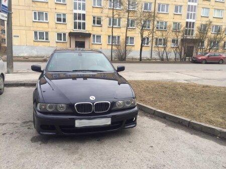 Narkojoobes BMW juht