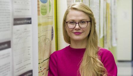 Artikli autor, Tartu ülikooli genoomika instituudi kaasprofessor Triin Laisk