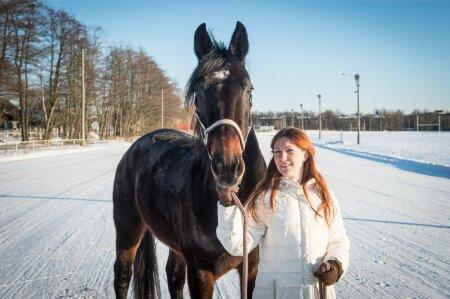Traavel Kennedy ja Ksenia Klotskova