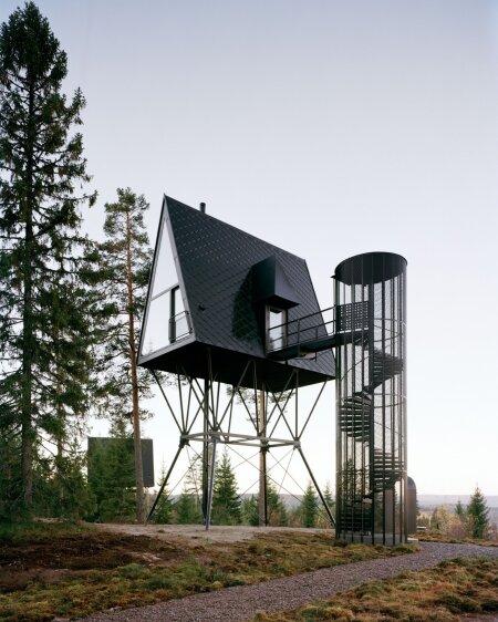 PAN Treetop Cabins