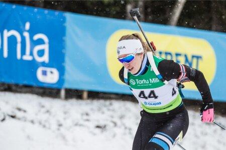 IBU Cup Otepää naiste kvalifikatsioon, Johanna Talihärm