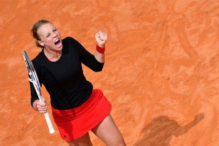 Internazionali BNL d'Italia 2018 - Venus Williams (usa) vs Anett Kontaveit (est)