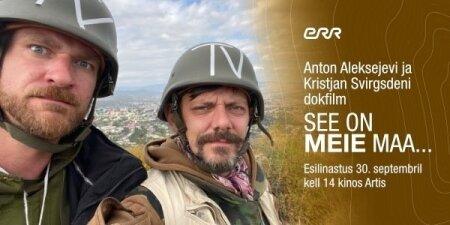 Kristjan Svirgsden ja Anton Aleksejev Mägi-Karabahhis.