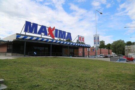Maxima XX Vilde teel.