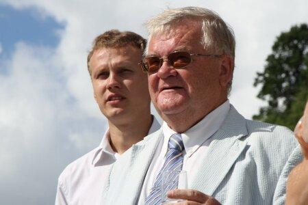 Edgar Savisaar ja Priit Toobal