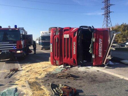 Liiklusõnnetus Peterburi teel