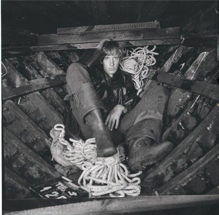 """""""TUULEVAIKUS"""" (1970): Tuisu Taavi rollis Lembit Ulfsak. Režissöör Veljo Käsper."""