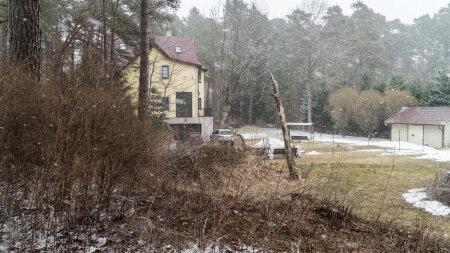 Двор дома Алексея Воронова