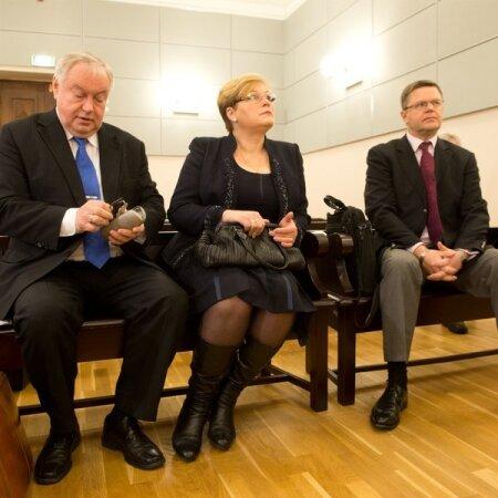Villu Reiljan, Ester Tuiksoo, Tullio Liblik