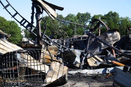 Tulekahju tegi palju pahandust