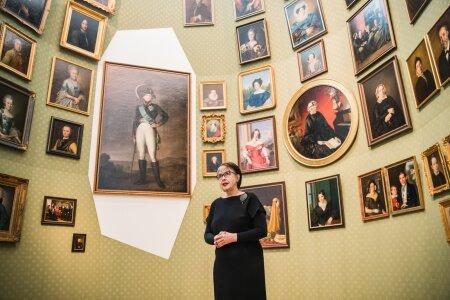 """Kumu uus püsinäitus """"Identiteedimaastikud. Eesti kunst 1700–1945"""""""
