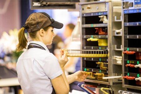 McDonald'si iseteeninduskassad