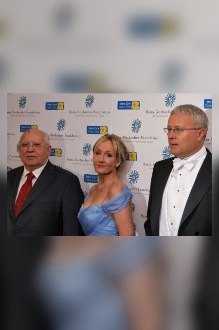 Poliitik Mihhail Gorbatšov, lastekirjanik Joanne Murray (J.K. Rowling), miljardär Aleksandr Lebedev