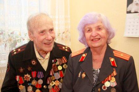 Kohtla-Järve elanik Aleksandr Razguljaev sai 103 aastaseks