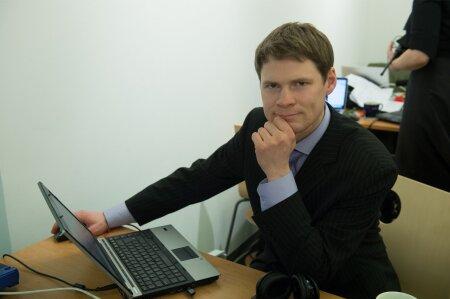 Mait Tafenau (aastal 2014) hoolitses Delfi IT innovatsiooni eest alates 2001. aastast.